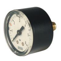 """Manómetro 0-6 bar 40mm conex posterior 1/8"""""""