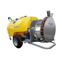 Atomizador arrastrado TK Inverter 1500 L - Bomba Omega 135 - 40 bar - 137 l/min.