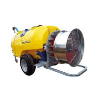 Atomizador arrastrado TK 1500 L - Bomba Omega 135 - 40 bar - 137 l/min.