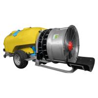 Atomizador arrastrado Bigger 2000 L - Bomba PBO 1840 (180 L/min - 50 bar)