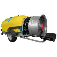 Atomizador arrastrado Bigger 3000 L - Bomba PBO 1840 (180 L/min - 50 bar)