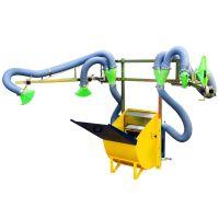 Azufradora Duster 100 kg - 150 L