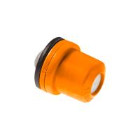 Boquilla de nebulización - sanitización BBM, color naranja, cono hueco