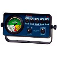 Caja eléctrica 5 vías 0-25 bar c/ cable 5 mt