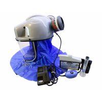 Casco respirador Air Filter con batería