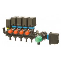 Comando eléctrico proporcional hidroconstante 5 vías (20 bar/160 lts)