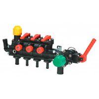 Comando hidroconstante proporcional 3 vías - 20 bar/140 lts