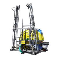 Pulverizador suspendido herbicida Electro Mega 1200 L con barra hidráulica 14 mt