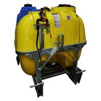 Electropulverizador frontal 600 L c/mando - Bomba eléctrica 12 V c/by pass (7,6 L/min - 5,5 bar)