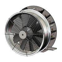 Grupo de aire Turbo fan (Ø 800 mm)
