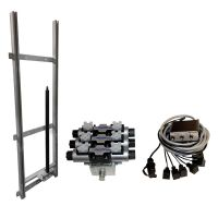 Kit comando electro hidráulico con elevador