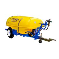 Pulverizador arrastrado Select de 1000 L - Bomba PPS-100 (100 L/min - 40 bar)