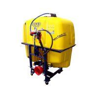 Pulverizador suspendido herbicida new basic 600 L barra 4.0 a 6.0 m 12 boquillas
