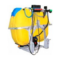Pulverizador suspendido herbicida Electromega 1200 L - Bomba Poly-2136 (126 L/min - 15 bar)