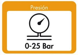0-25 Bar
