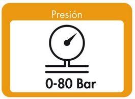 0-80 Bar