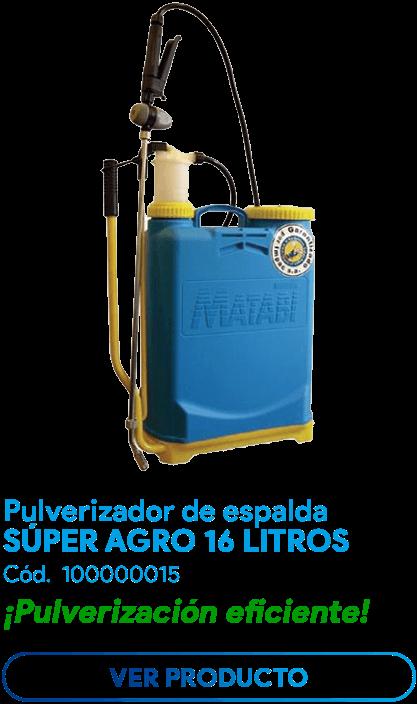 Pulverizador Super Agro 16 litros IMPAC