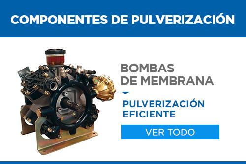 bombas de membrana