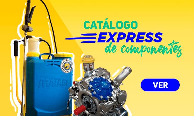 Catálogo Express de Componentes IMPAC