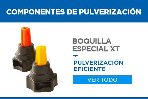 Boquillas XT