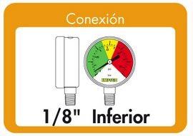 Conexión inferior 1-8