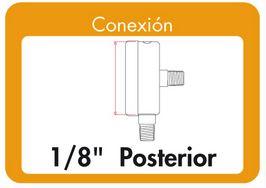 Conexión posterior 1-8