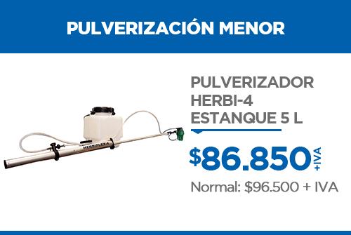 Pulverizador herbi-4