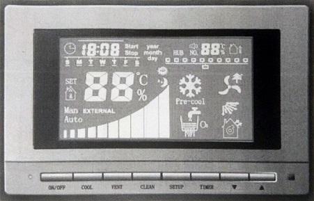 pantalla enfriadores-